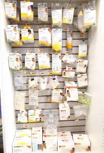 Tache Pharmacy Breast Pump Accessories